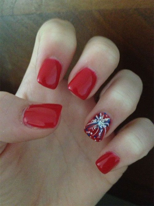 Simple-Easy-4th-of-July-Nails-Art-Designs-2020-6