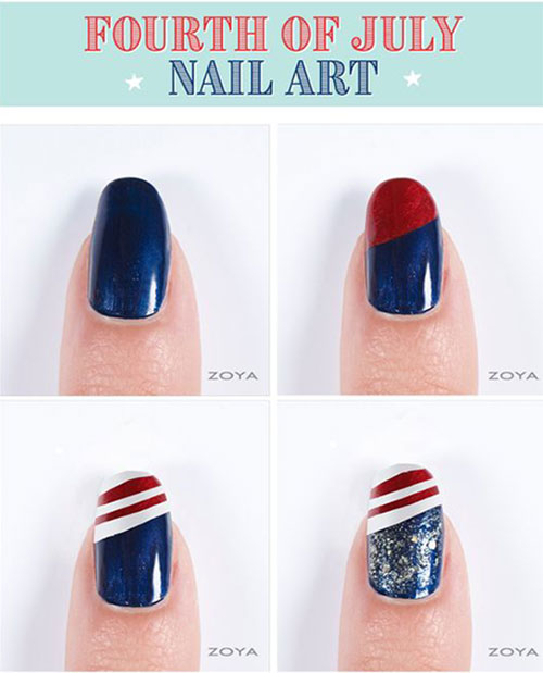 Step-By-Step-4th-of-July-Nails-Tutorials-For-Beginners-2020-5