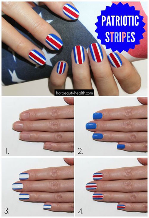 Step-By-Step-4th-of-July-Nails-Tutorials-For-Beginners-2020-8