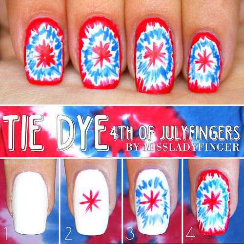 Step-By-Step-4th-of-July-Nails-Tutorials-For-Beginners-2020-9