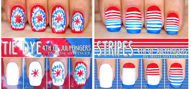 Step-By-Step-4th-of-July-Nails-Tutorials-For-Beginners-2020-F