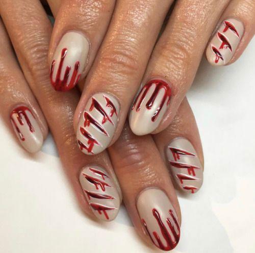 15-Scary-3d-Halloween-Nail-Art-Ideas-2020-2