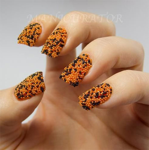 15-Scary-3d-Halloween-Nail-Art-Ideas-2020-7
