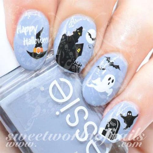 20-Halloween-Spooky-Bat-Nail-Art-Ideas-2020-3