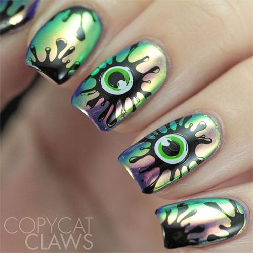 Creepy-Scary-Halloween-Nail-Art-2020-1