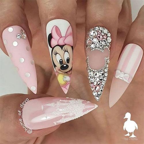 Disney-Halloween-Nail-Art-Designs-2020-1