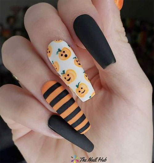 Disney-Halloween-Nail-Art-Designs-2020-2