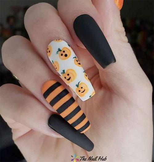 Disney-Halloween-Nail-Art-Designs-2020-2