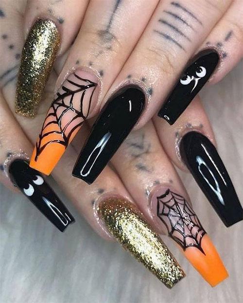 Halloween-Acrylic-Nails-Art-Ideas-2020-2