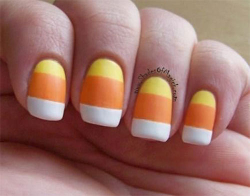 Halloween-Candy-Corn-Nail-Art-Designs-2020-12