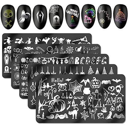 Halloween-Nail-Art-Stamping-Kits-2020-6