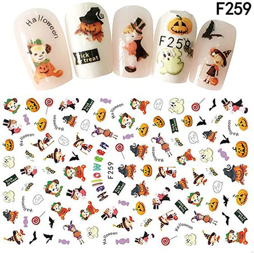 Halloween-Nails-Art-Stickers-Decals-2020-1