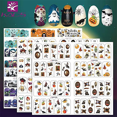 Halloween-Nails-Art-Stickers-Decals-2020-12