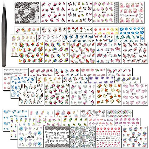 Halloween-Nails-Art-Stickers-Decals-2020-13