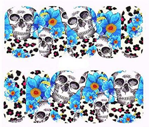 Halloween-Nails-Art-Stickers-Decals-2020-14