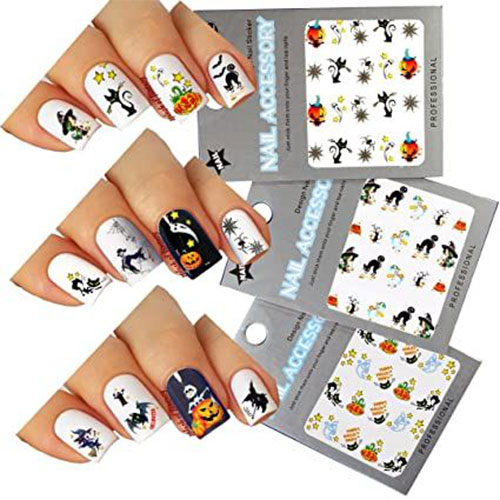 Halloween-Nails-Art-Stickers-Decals-2020-15