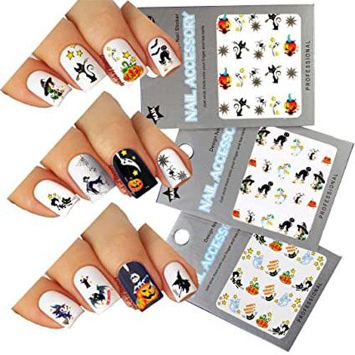 Halloween-Nails-Art-Stickers-Decals-2020-15