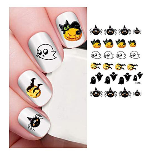Halloween-Nails-Art-Stickers-Decals-2020-2