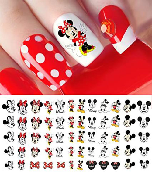 Halloween-Nails-Art-Stickers-Decals-2020-3