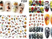 Halloween-Nails-Art-Stickers-Decals-2020-F