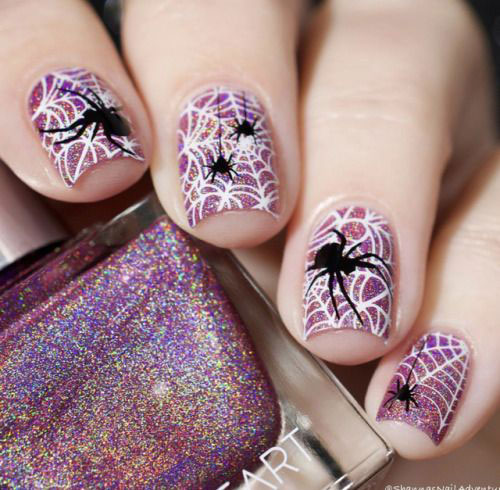 Halloween-Spider-Web-Nail-Art-2020-Spider-Nails-1