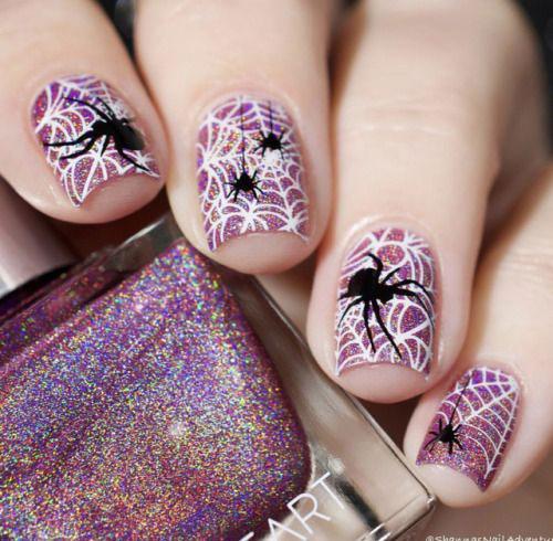 Halloween-Spider-Web-Nail-Art-2020-Spider-Nails-1