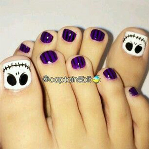 Halloween-Toe-Nail-Art-Designs-2020-11