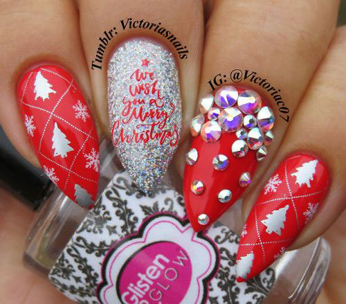 30-Festive-Christmas-Nail-Art-Ideas-2020-Holiday-Nails-26