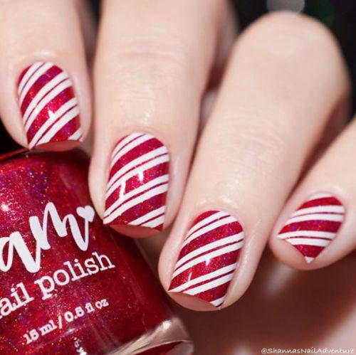 30-Festive-Christmas-Nail-Art-Ideas-2020-Holiday-Nails-7