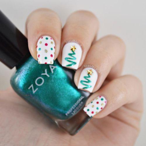 30-Festive-Christmas-Nail-Art-Ideas-2020-Holiday-Nails-8