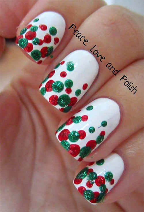 Easy-Christmas-Nails-Art-Designs-2020-Xmas-Nails-1