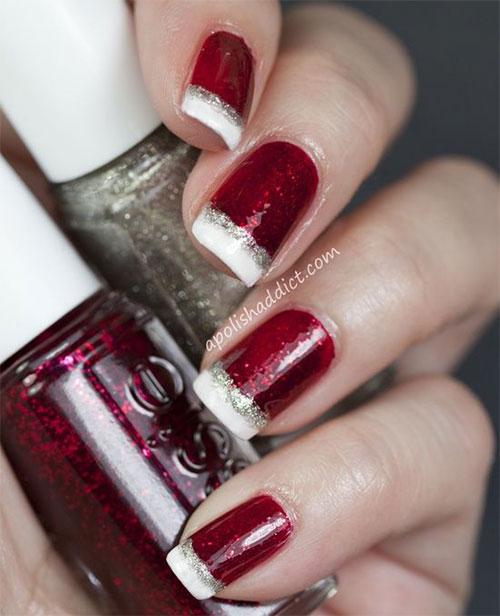 Easy-Christmas-Nails-Art-Designs-2020-Xmas-Nails-10