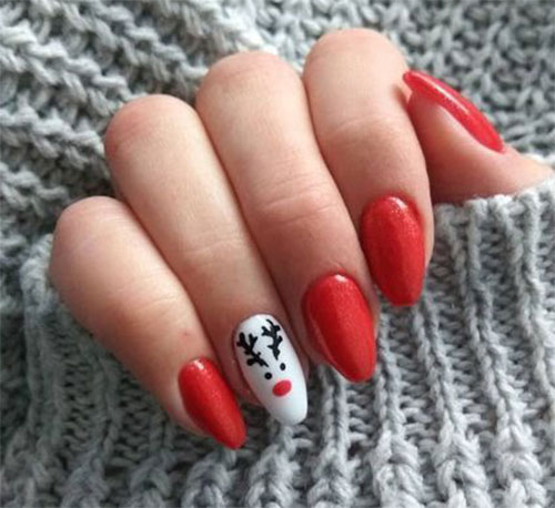Easy-Christmas-Nails-Art-Designs-2020-Xmas-Nails-12