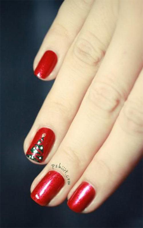 Easy-Christmas-Nails-Art-Designs-2020-Xmas-Nails-15