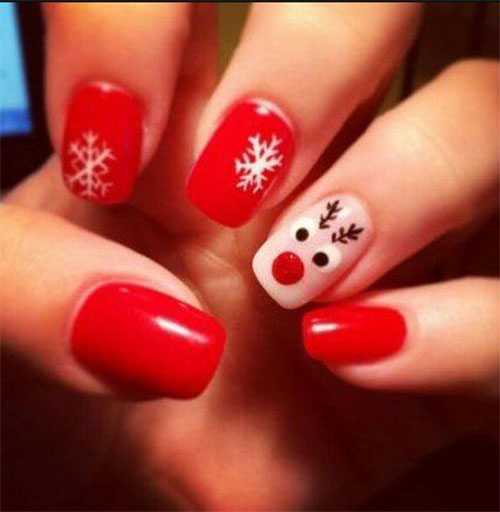 Easy-Christmas-Nails-Art-Designs-2020-Xmas-Nails-2