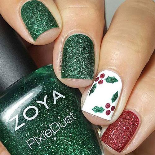 Easy-Christmas-Nails-Art-Designs-2020-Xmas-Nails-5