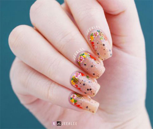 Easy-Simple-Thanksgiving-Nail-Art-2020-10