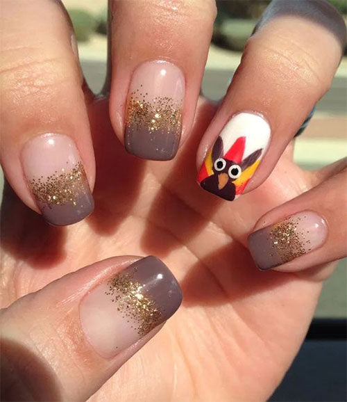 Easy-Simple-Thanksgiving-Nail-Art-2020-2