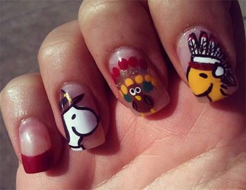 Happy-Thanksgiving-Nails-Art-Designs-2020-19
