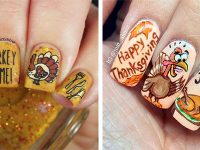 Happy-Thanksgiving-Nails-Art-Designs-2020-F