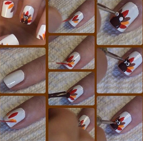 Step-By-Step-Thanksgiving-Nail-Art-Tutorials-2020-2