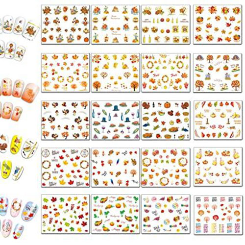 Thanksgiving-Nail-Decals-Stickers-2020-6