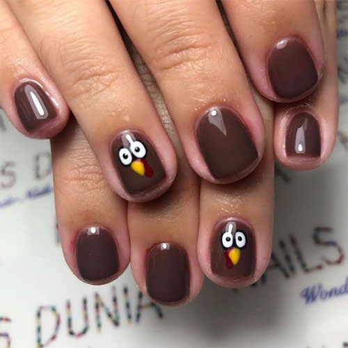 Turkey-Nail-Art-Designs-2020-Thanksgiving-Nails-8