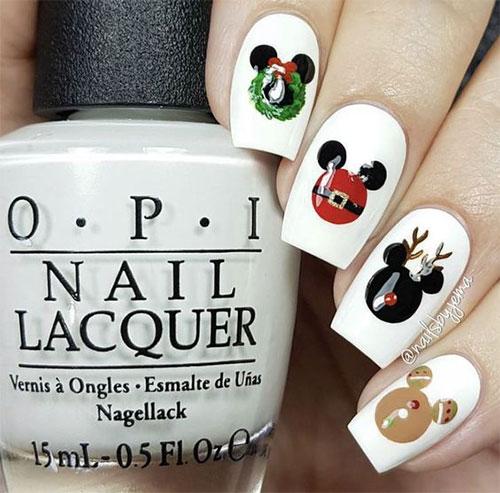 Christmas-Disney-Nails-Art-Designs-2020-Holidays-Nails-4