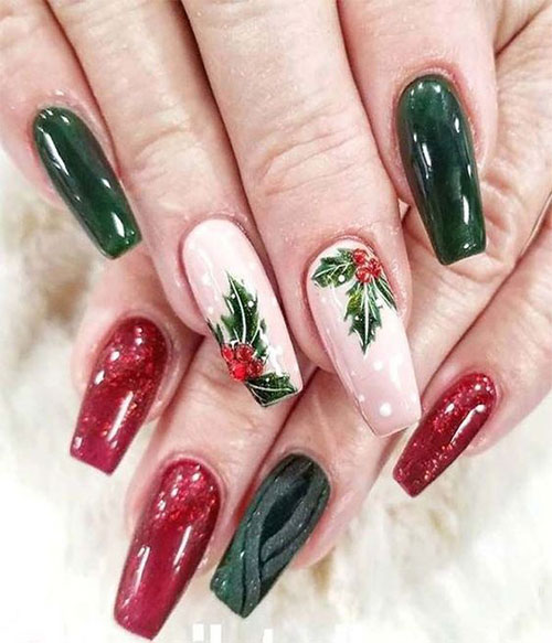 Christmas-Glitter-Nail-Art-2020-Holidays-Nails-12