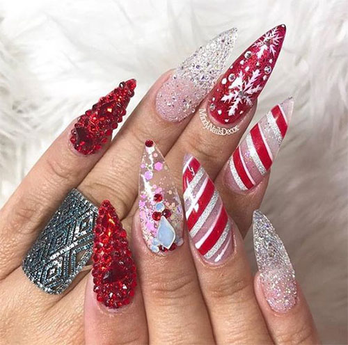 Christmas-Glitter-Nail-Art-2020-Holidays-Nails-7