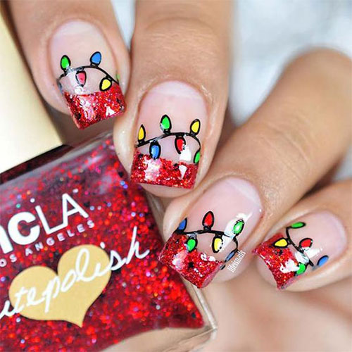 Christmas-Lights-Nail-Art-Designs-2020-Festive-Nails-6
