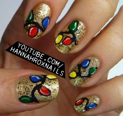 Christmas-Lights-Nail-Art-Designs-2020-Festive-Nails-7