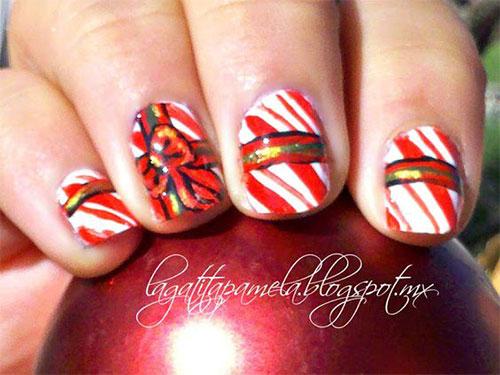Christmas-Present-Nail-Art-Ideas-2020-Christmas-gift-Nails-7