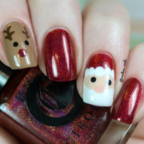 Christmas-Santa-Nail-Art-Designs-2020-Xmas-Nails-3